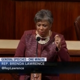 Congresswoman Brenda Lawrence Floor Speech