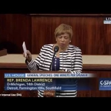Congresswoman Lawrence Speech on Gun Violence 6-4-16
