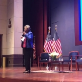 Congresswoman Lawrence Speaks at Moms Summit