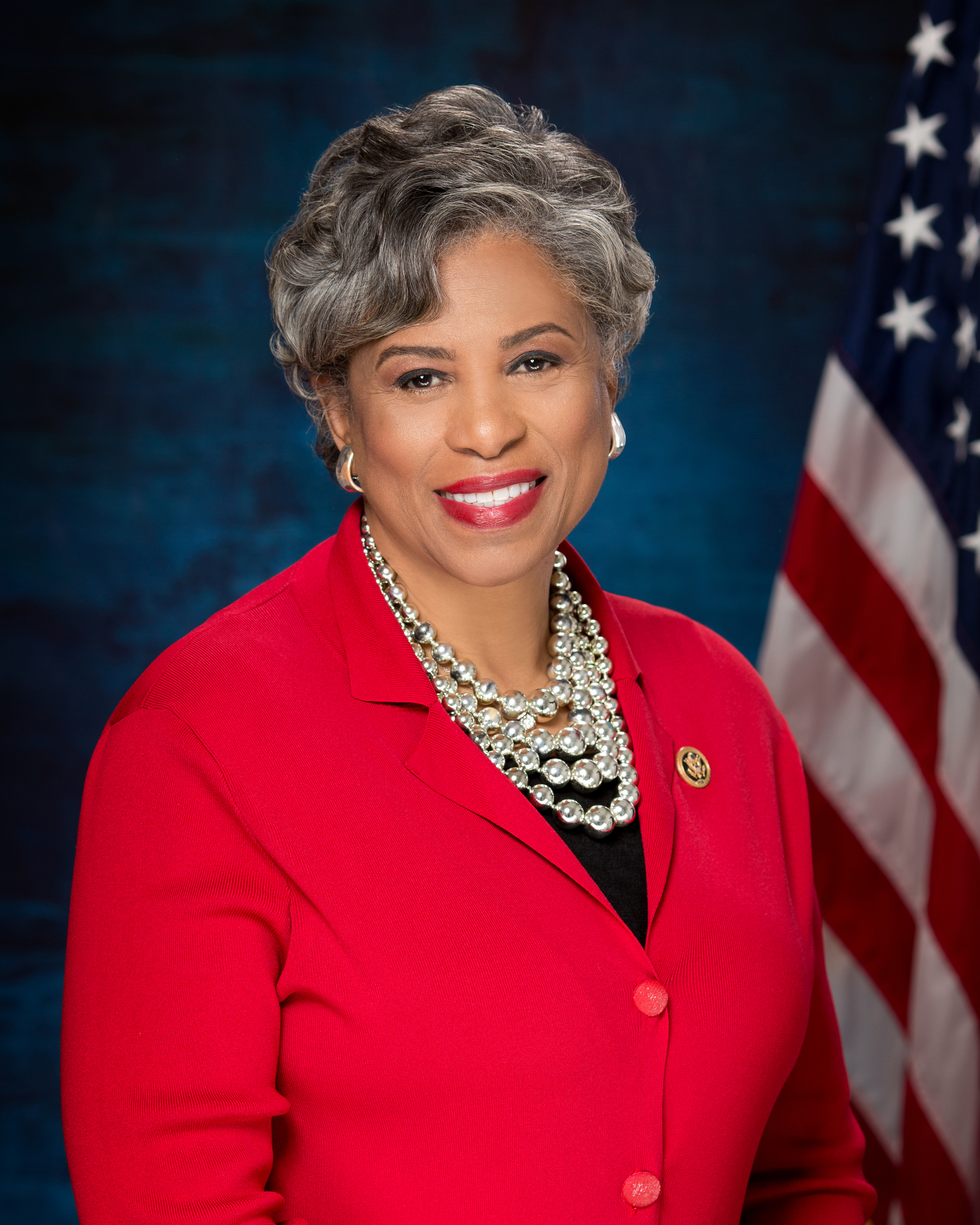 Congresswoman Brenda Lawrence (MI-14) Official Portrait